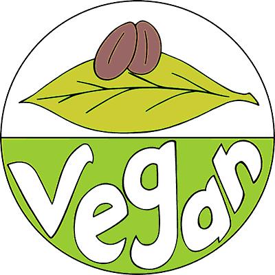Süsswaren-Werkstatt Vegan Logo; alle Bildrechte vorbehalten, keine Verwendung ohne schriftliche Genehmigung; www.süsswaren-werkstatt.de
